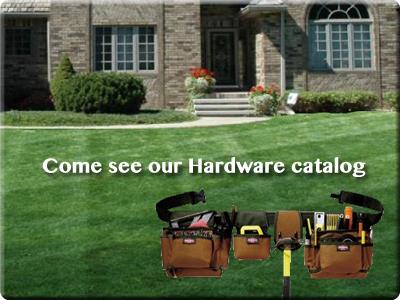 hardware catalog